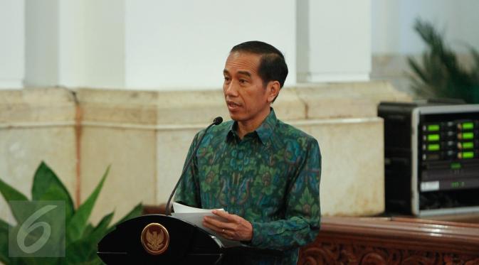 Jokowi Ulang Tahun, Tagar #HBDJokowi55 Jadi Trending Topic