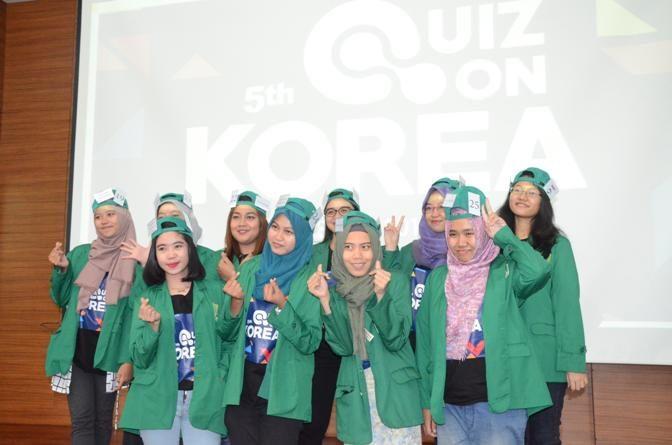 ABA Korea Ikut Final Quiz On Korea