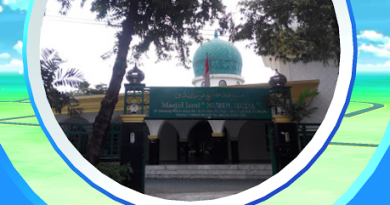 Masjid Jadi Tempat Pokestop Game Pokemon, Begini Pandangan MUI