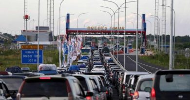 Soal Kemacetan Tol Brebes Timur, Wapres Minta Tak Ada yang Saling Menyalahkan