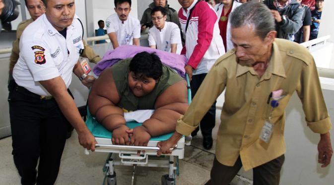 Obesitas dan DM