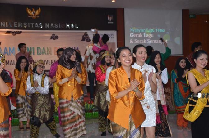 Universitas Nasional – Universiti Malaya  Pererat Kerjasama Melalui International Homestay Student Exchange Program