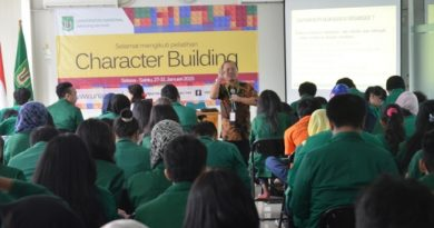 Character Building 2014/2015