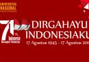 HUT Republik Indonesia 71Th (2016)