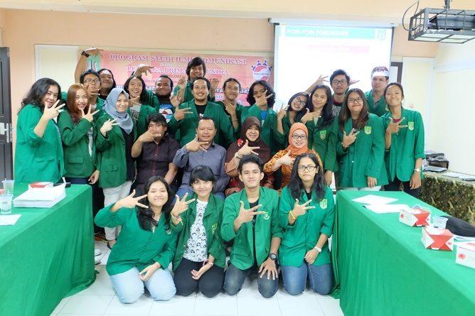Pelatihan Literasi Media Mahasiswa Ilmu Komunikasi