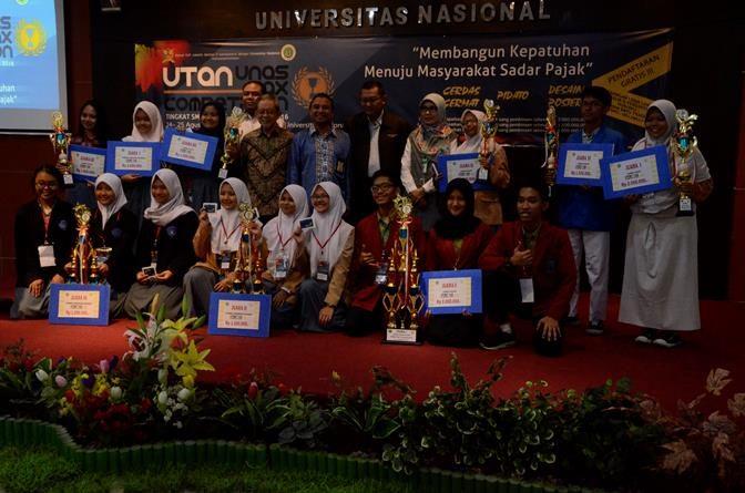 Pahami Pajak dengan UNAS Tax Competition (UTAN)