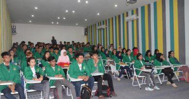 Tanpa Ospek, UNAS Sambut Mahasiswa Baru Lewat Character Building