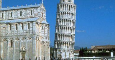 Akankah Menara Miring Pisa Jatuh?