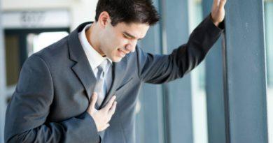 Ini Penyebab Serangan Jantung