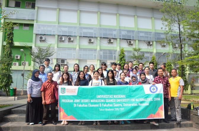 Fakultas Sastra ajak Mahasiswa Tiongkok Belajar Kebudayaan Betawi