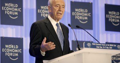 Mantan Presiden Israel Wafat