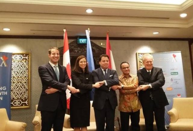 Kanada Mau Dongkrak Kerjasama Bisnis dengan ASEAN