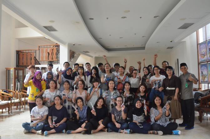 Fakultas Sastra Ajak Mahasiswa Tiongkok Belajar Budaya Betawi