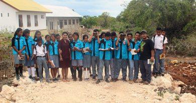 Mahasiswa Pascasarjana UNAS Berikan Kelas Inspirasi di Nusa Tenggara Timur