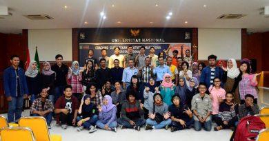 Coaching Clinic Pekan Kreativitas Mahasiswa UNAS