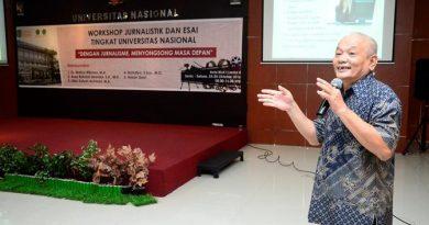 Pelatihan Jurnalistik Universitas Nasional