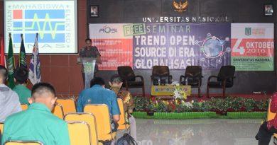 Fakultas Teknik Dan Sains Siap Hadapi Tantangan Global  Dengan Open Source