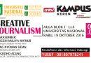 CREATIVE JOURNALISM (Kampus Keren UNAS – ANTV)