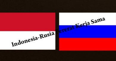 Eratnya kerjasama Indonesia-Rusia