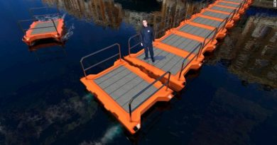 """Perahu """"Self-driving"""" akan Diluncurkan di Amsterdam"""