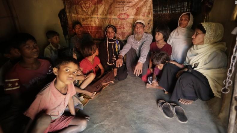 Suku Rohingya yang Mengalami Penganiayaan