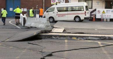 Gempa New Zealand: Dua Orang Meninggal
