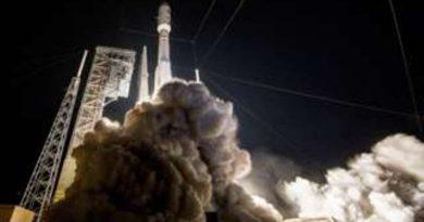 Satelit Bantu Pesawat Hindari Turbulansi