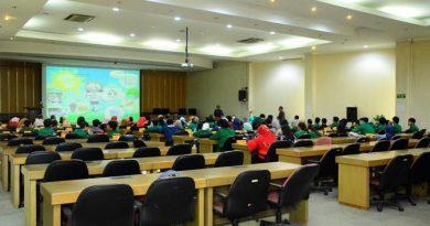 Pengenalan Tenaga Nuklir BATAN pada Mahasiswa UNAS