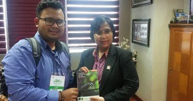 {:id}Sosialisi Ruang Terbuka Hijau dan Keanekaragaman Hayati DKI Jakarta{:}{:en}Socialization Green Open Space and Biodiversity Jakarta{:}