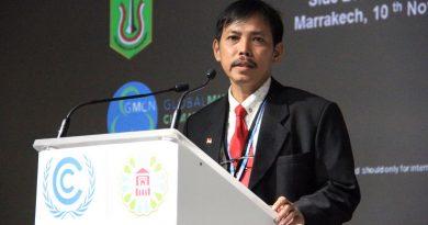Aplikasi GREEN HAJJ Kontribusi Indonesia untuk Perubahan Iklim