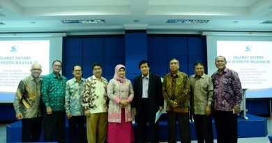 Penyerahan Sk Guru Besar Prof. Dr. Kautsar, M.Si.