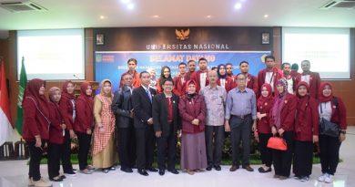 Studi Banding STIA Bina Taruna Gorontalo di UNAS