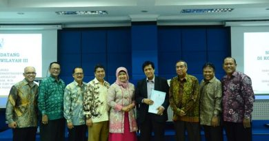 Koordinator Kopertis Wilayah III: Prof Kautsar Satu-Satunya Guru Besar dari Jalur NIDK di Indonesia