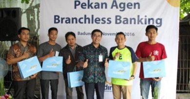 """Mandiri Gelar Pekan """"Branchless Banking"""""""