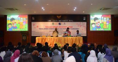 Diskusi Pemahaman Bencana Alam di UNAS