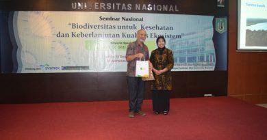 Seminar Biodiversitas Fakultas Biologi