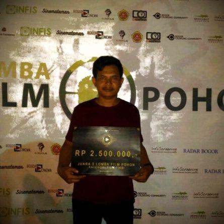 Mahasiswa UNAS Raih Prestasi Diajang Film Pelajar Tingkat Nasional