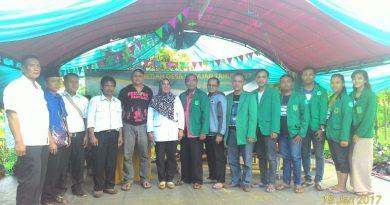 Bedah Desa Bersama Mahasiswa Administrasi Negara