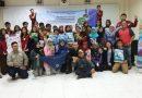 Peringati Hari Lahan Basah Sedunia, Mahasiswa dan Alumni Biologi Edukasi Siswa SMA