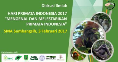 Primata di SMA Sumbangsih Jakarta (UNAS)