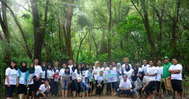 Peringati Hari Peduli Sampah Nasional Fakultas Pertanian Ajak Masyarakat Lestarikan Lingkungan.