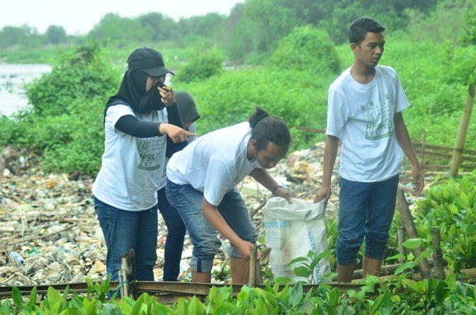 Fakultas Pertanian Peringati Hari Sampah Nasional 2017