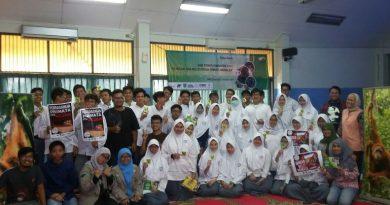 UNAS_hari primata Indonesia 2017 di SMA Sumbangsih