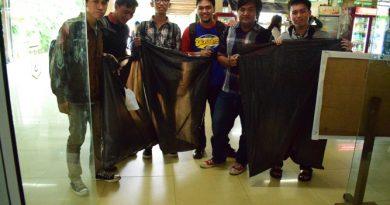 Mahasiswa Biologi Lakukan Aksi Nyata Peringati Hari Sampah Nasional