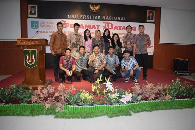 Selenggarakan Yudisium  Fakultas Ekonomi Cetak Lulusan Yang Berintegritas, Berkarakter dan Profesional.