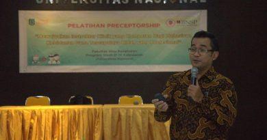 Cetak Bidan Yang Profesional Fakultas Kesehatan Gelar Pelatihan Preceptorship