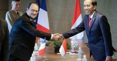 Presiden Prancis Kagum Akan Kebhinnekaan Yang Ada Di Indonesia.