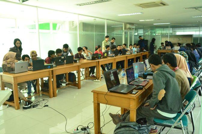 Himpunan Mahasiswa Teknik Informasi Menyelenggarakan Workshop Kreatif dan Inovatif Melalui Animasi dan Robotik