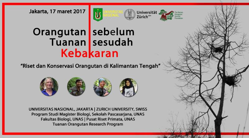 Seminar-Orang-Utan-Tuanan_Biologi_UNAS