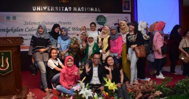 Pembekalan Wisudawan UNAS 2017 Gel.1